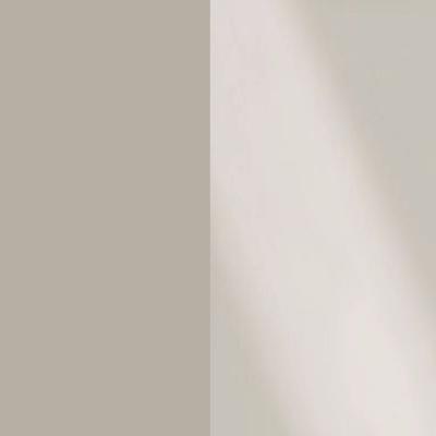 Pebble Grey Frame with Faux Leather Magnolia Headboard Cushion 316