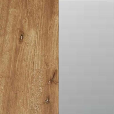 ZA681 : Atlantic Light Oak with Grey Mirror Front