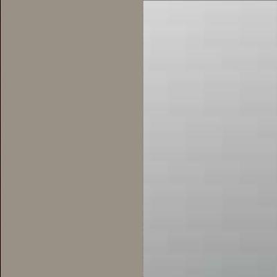 ZA511 : Matt Fango with Grey Mirror Front