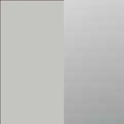 ZA601 : Matt Silk Grey with Grey Mirror Front