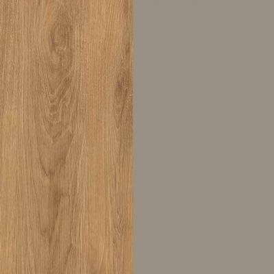 ZA488 : Natural Royal Oak with Fango Front