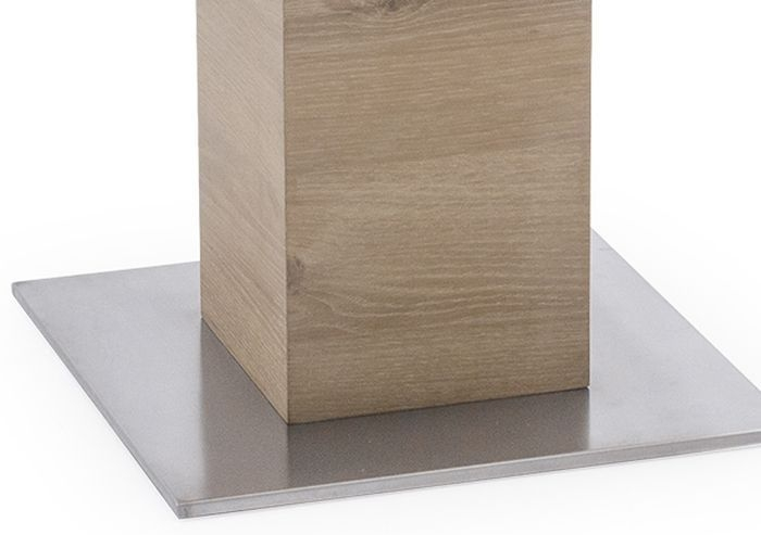 Vida Living Bremen Oak Lamp Table