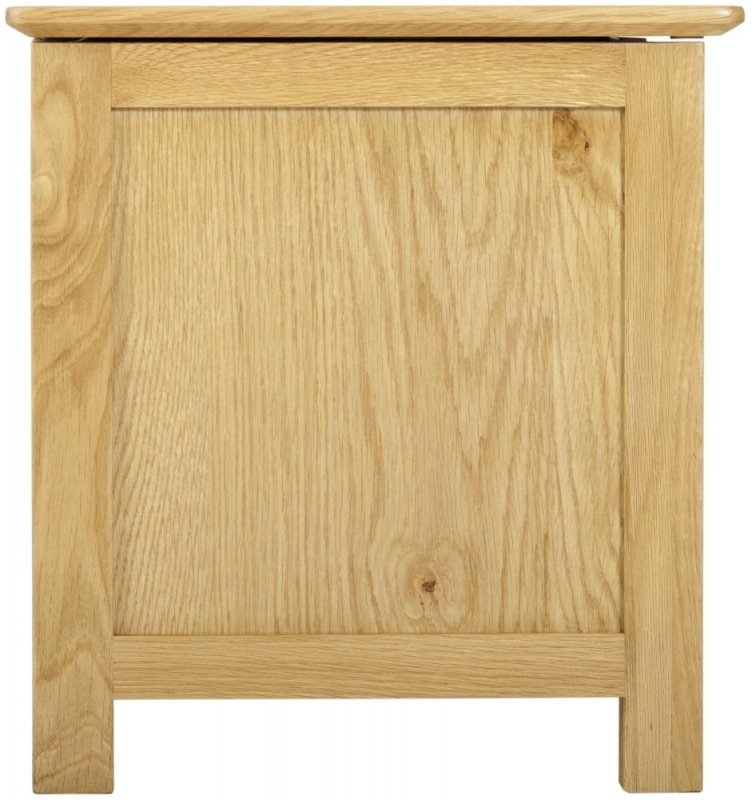 Nordic Oak Toy Box