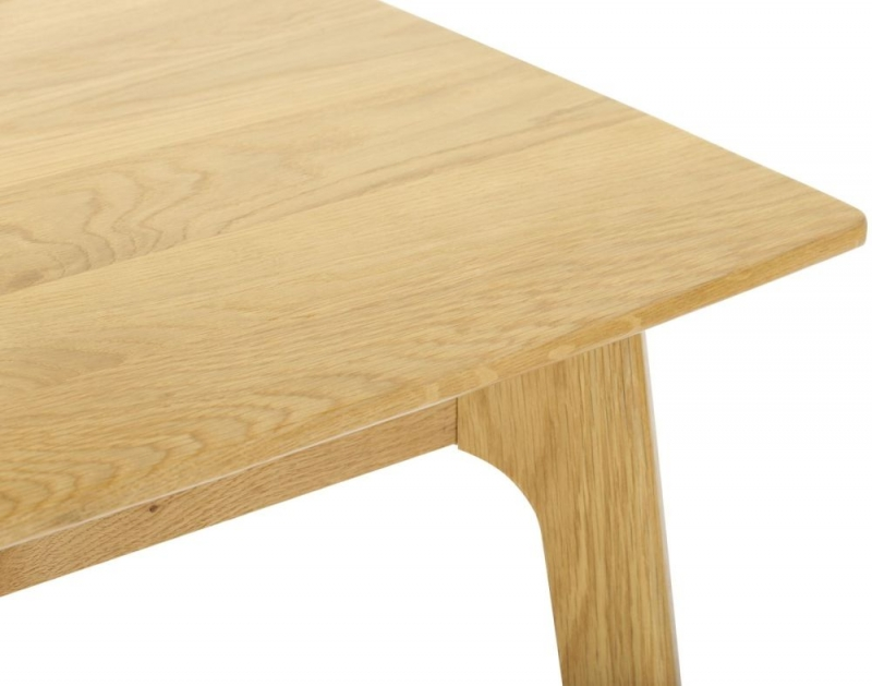 Buy nordic oak square dining table 85cm online cfs uk nordic oak square dining table 85cm watchthetrailerfo