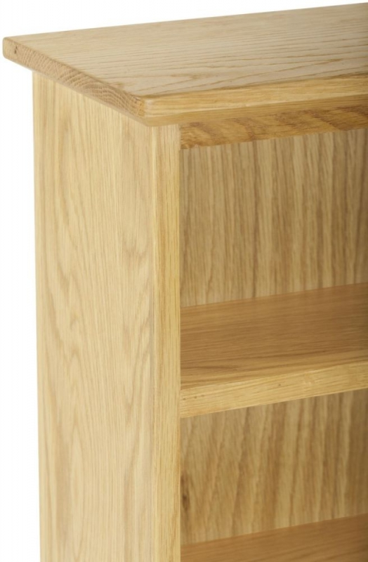 Nordic Oak Double CD Tower
