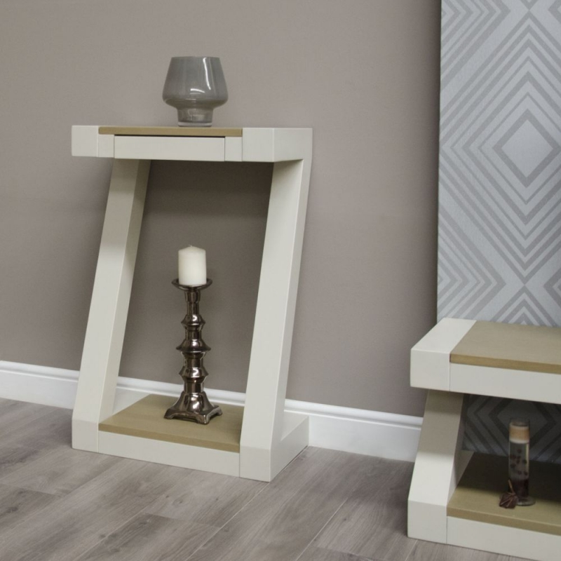 Homestyle GB Z Painted Small Hall Table