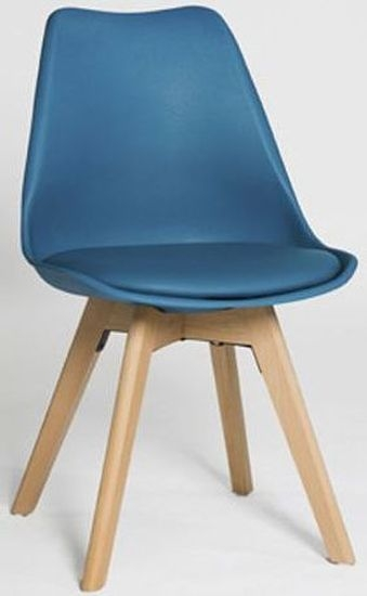 Urban Blue Dining Chair (Set of 4)