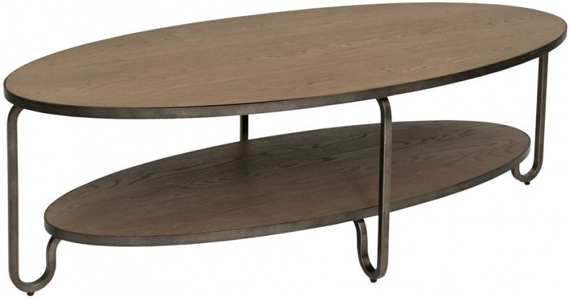 Willis and Gambier Camden Oval Coffee Table