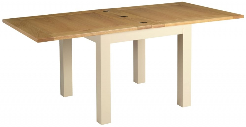 Buy Devonshire Lundy Painted Square Extending Dining Table 91 5cm