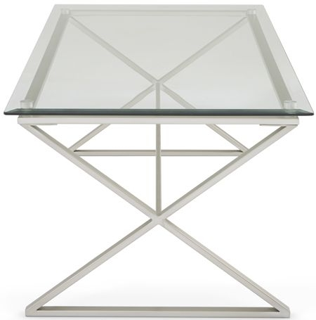 Serene Kiana Glass Coffee Table