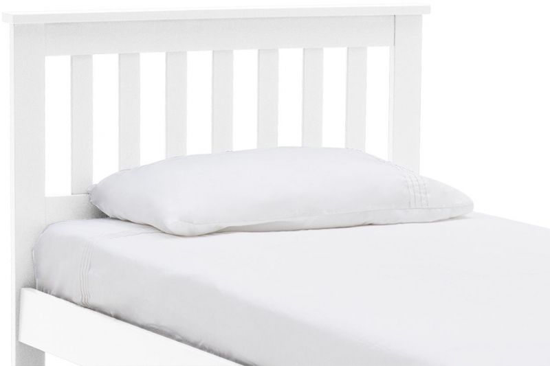 Vida Living Willow White Painted Bed