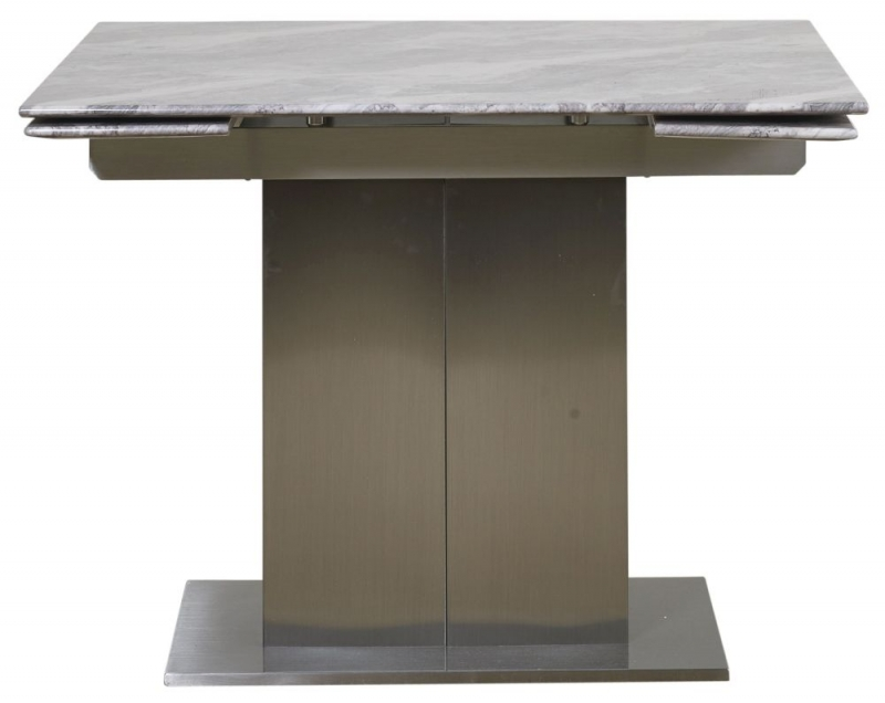 Mark Webster Bergamo Marble Top Extending Dining Table