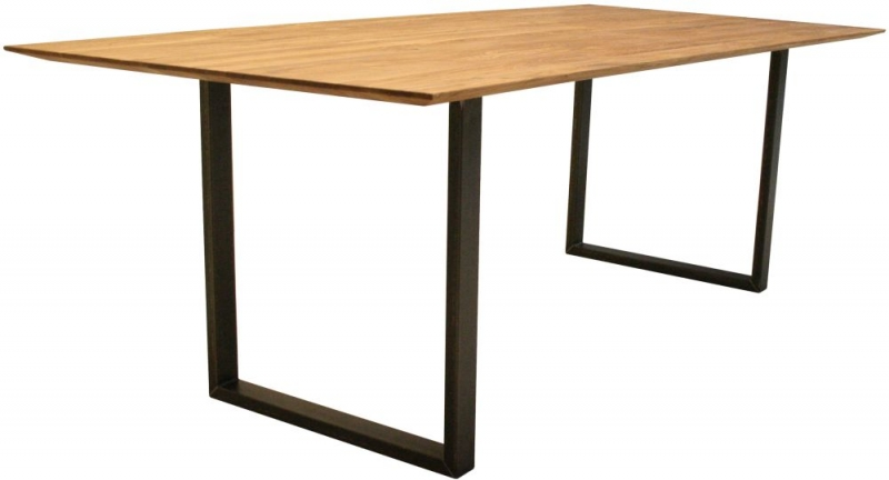 Qualita Fargo Life Oiled Oak Dining Table - 200cm x 100cm