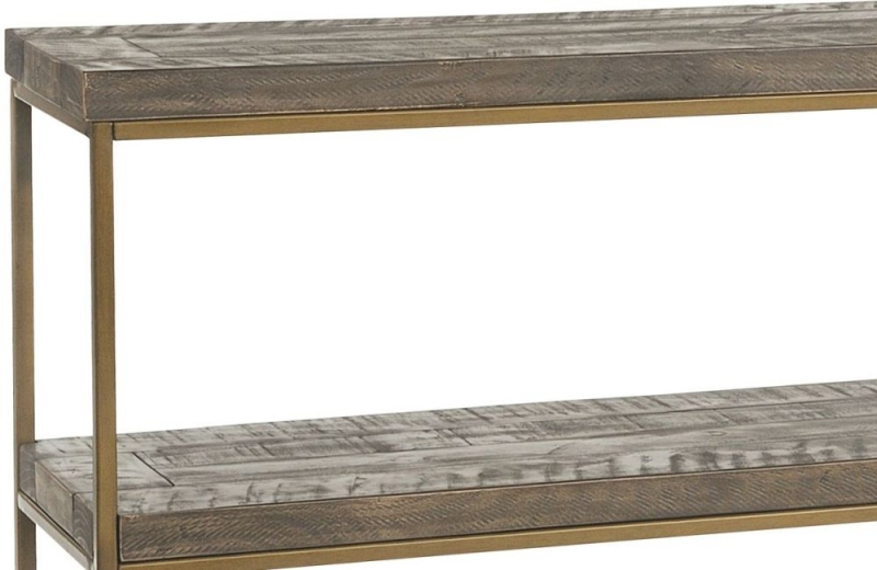 Rowico Tate Bronze Console Table
