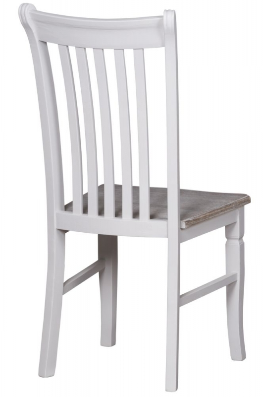 The Liberty White Painted Dining Chair (Pair)