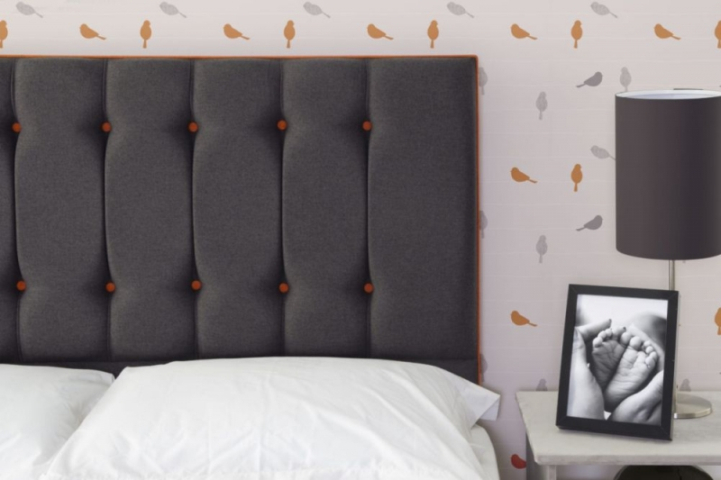 Tamar Mix and Match Fabric Headboard