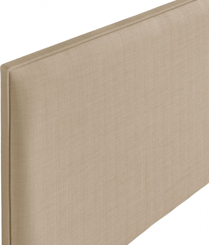 Cairo Beige Fabric Headboard