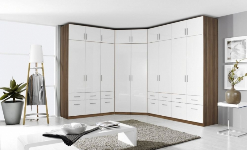 Rauch Celle High Polish Wardrobe
