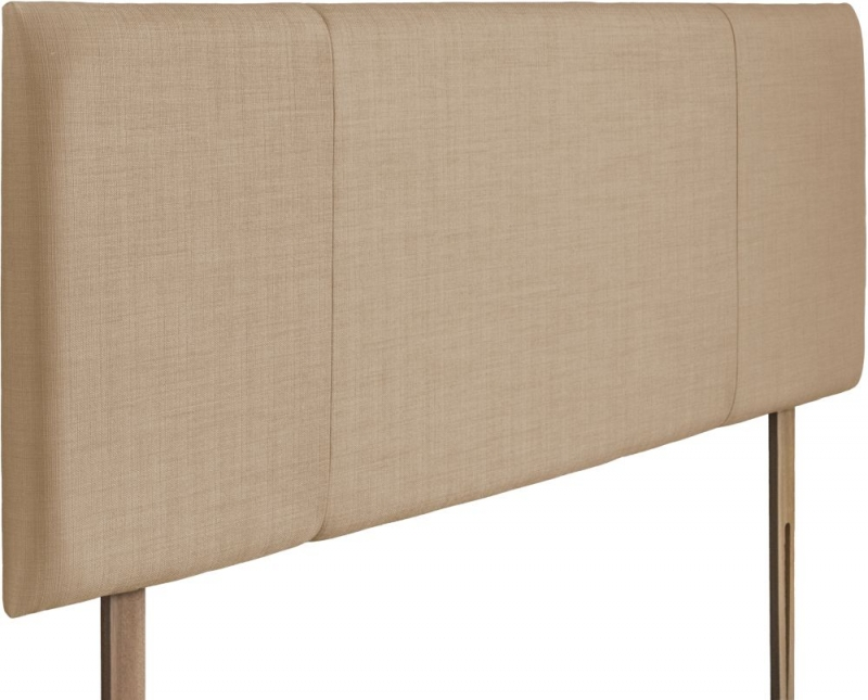 Seville Oatmeal Fabric Headboard