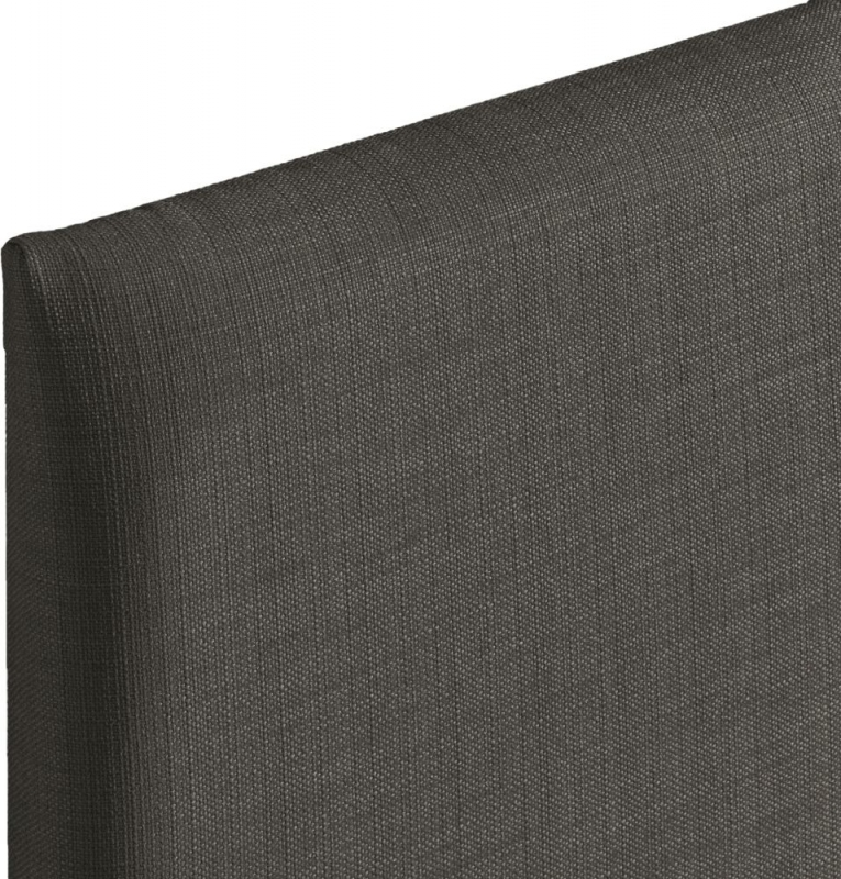 Seville Grand Slate Fabric Headboard