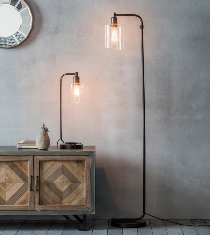Gallery Direct Chicago Table Lamp