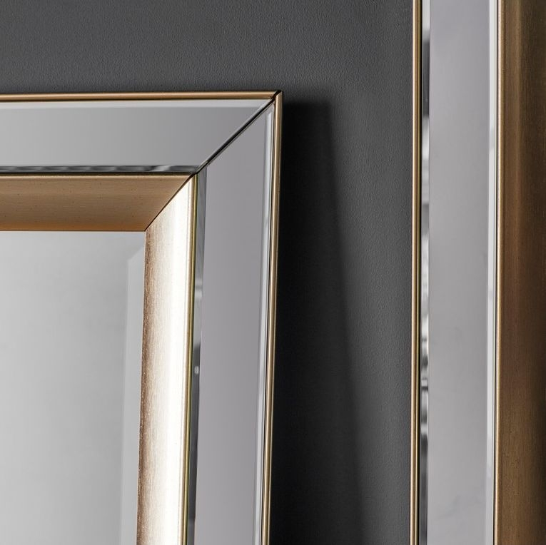 Gallery Direct Phantom Rectangular Mirror
