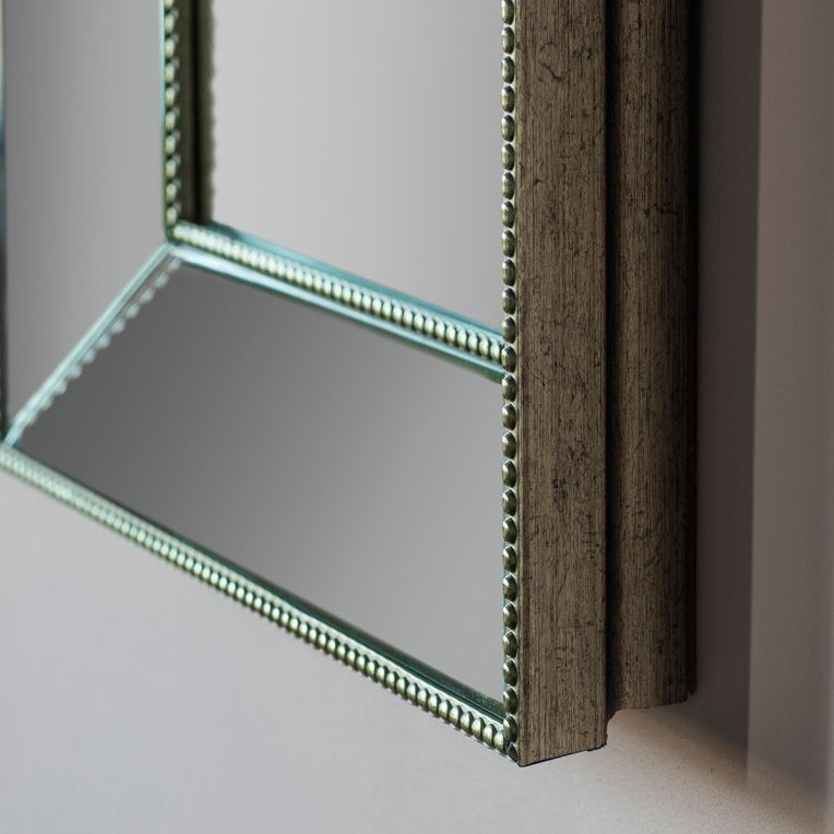 Gallery Direct Radley Square Mirror - 49cm x 49cm
