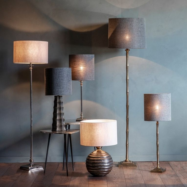 Gallery Direct Vittoria Floor Lamp