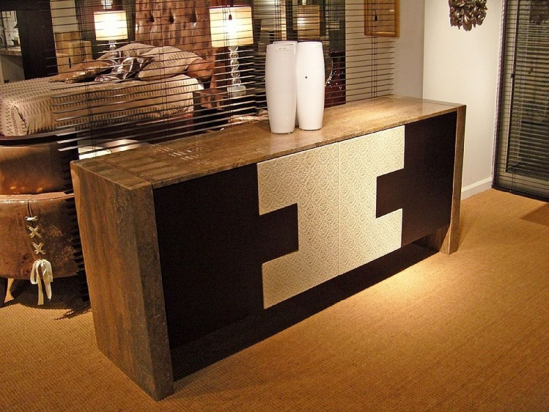 Stone International Puzzle Marble Buffet
