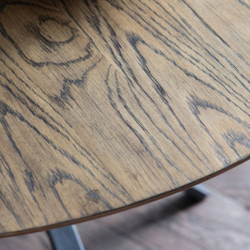 Gallery Direct Barnes Round Dining Table