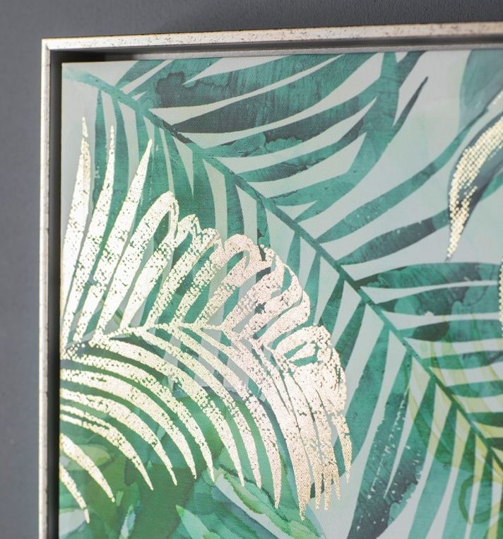 Gallery Direct Tropical Palms Framed Art