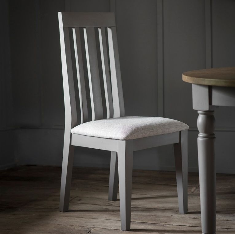 Gallery Cookham Grey Extending Dining Table and Chairs