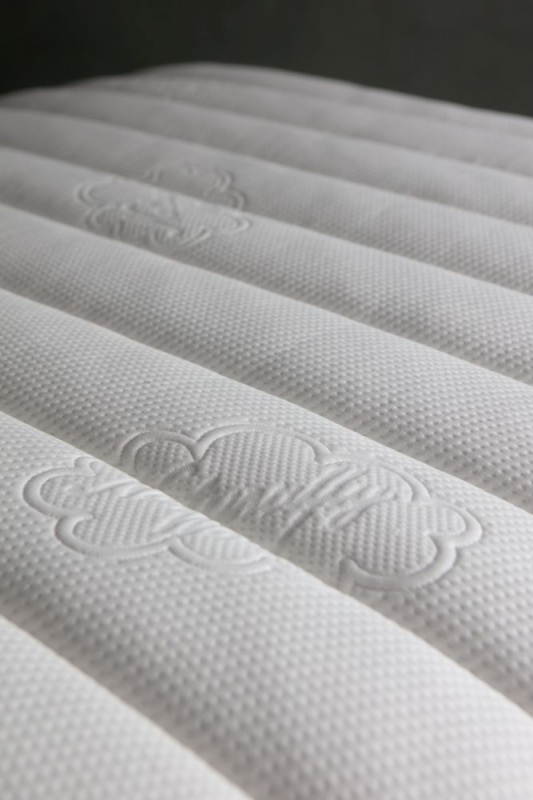Gallery Direct Natural Quilted Superior 2000 Pocket Sprung Mattress