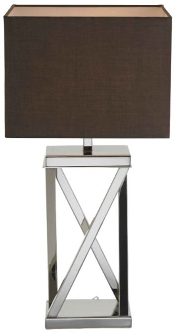 RV Astley Xonomy Nickel Table Lamp