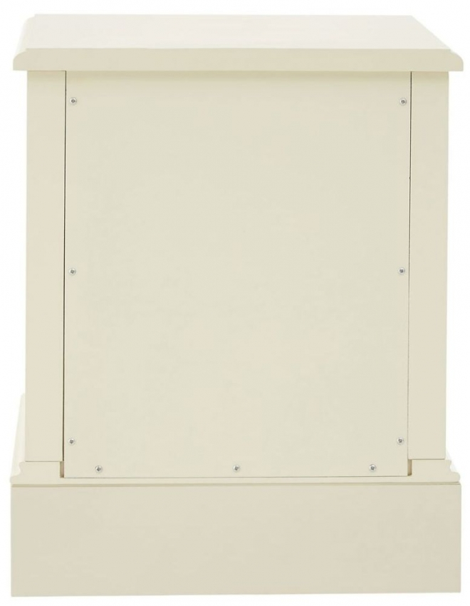 Florence Ivory 2 Drawer Chest