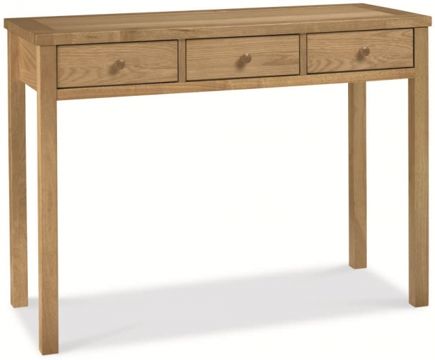 Bentley Designs Atlanta Oak Dressing Set