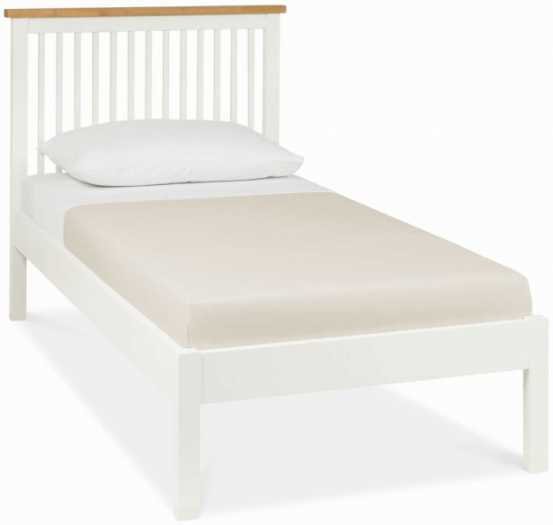 Bentley Designs Atlanta Two Tone Bedstead - Low Foot End
