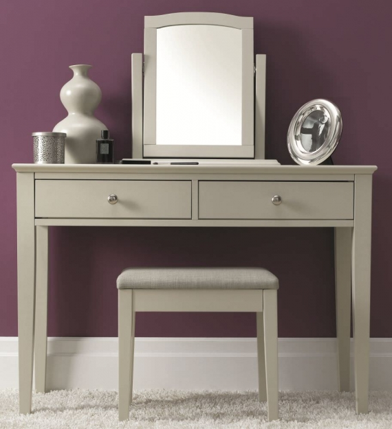 Bentley Designs Ashby Cotton Vanity Mirror