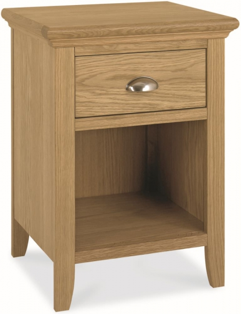 Bentley Designs Hampstead Oak Bedroom Set