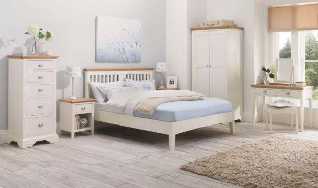 Bentley Designs Hampstead Two Tone Bedstead