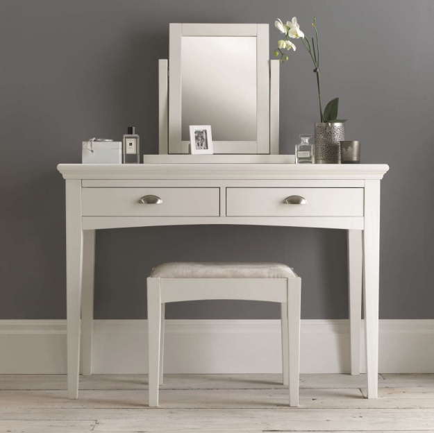Bentley Designs Hampstead White Dressing Table
