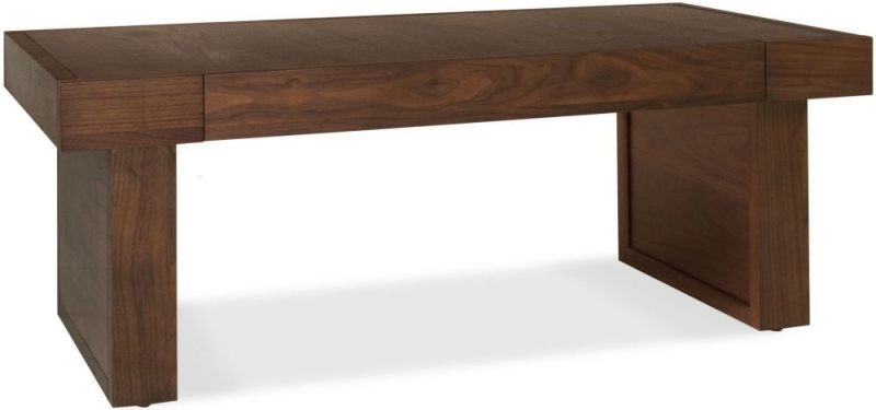 Bentley Designs Akita Walnut Coffee Table