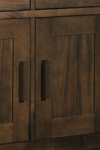 Bentley Designs Lyon Walnut Sideboard - 120cm