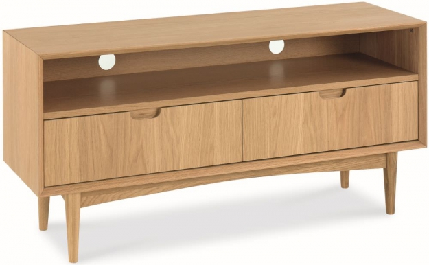 Bentley Designs Oslo Oak Living Room Package