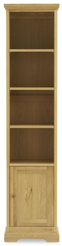 Bentley Designs Provence Oak Bookcase - Narrow