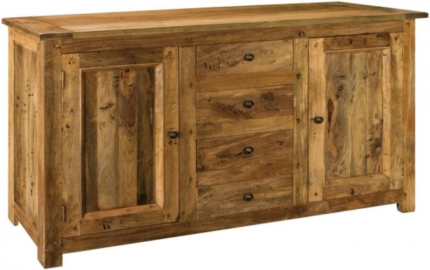 Granary Royale Sideboard - 2 Doors 4 Drawers