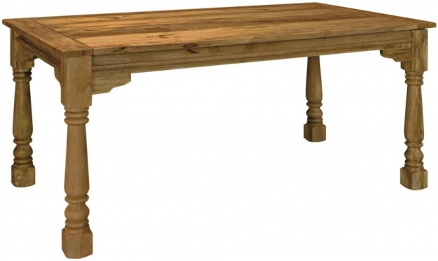 Granary Royale Dining Table - Extending 165cm - 255cm