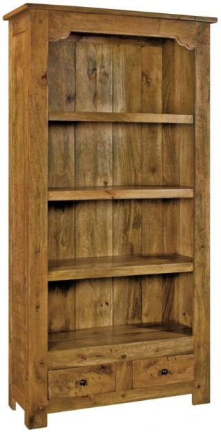 Granary Royale Bookcase - 2 Drawers 3 Shelves