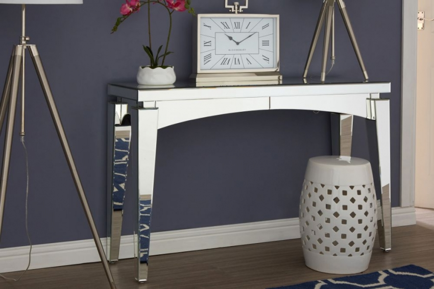 Complements White Side Table