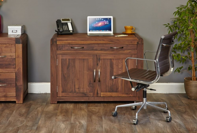 Baumhaus Shiro Walnut Home Office